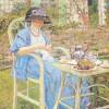 История чая — США