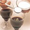 Кофейно-шоколадный содовый напиток
