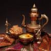 Индийский пряный холодный чай