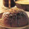 Имбирный пудинг с кофейной глазурью