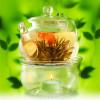 Зелёный чай с ананасом