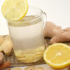 Рецепт холодного чая «Имбирный»