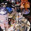 Рецепт холодного яблочного чая с имбирем