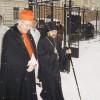Венский архиепископ советует выставлять у церквей столы для кофе