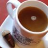 Кофе из желудей с мёдом