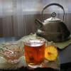 Чай с липовым медом улучшает зрение