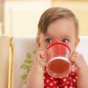 Когда давать ребенку чай