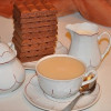 Зеленый чай с молоком против рака