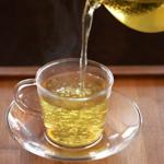 Желтый и синий чай