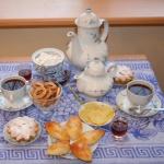 Скатерть для чаепития