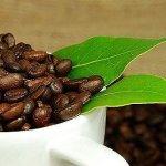 Жареный кофе