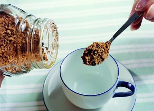 Существует три вида растворимого кофе: в гранулах, в виде порошка и сублимированный.
