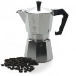 Что такое гейзерная кофеварка