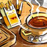 Сахарный диабет: не курить, даже пассивно, и пить больше кофе