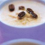 Мороженое кофе латте