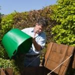Кофейная гуща для сада
