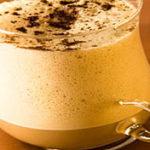 Кофе с молоком по-лейпцигски