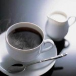 Молоко, сливки, кофе