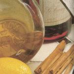 Чайный пунш с коричневым сахаром