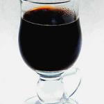 Коктейль Кофейный пунш с ромом