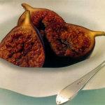 Рецепт кофейного компота из свежего инжира