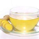 Имбирный чай для лактации