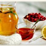 Чай с медом снимет похмелье