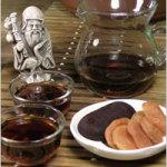 Черный чай — пуэр