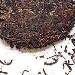 Черный-пречерный чай