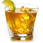 Прохладительный напиток на основе зеленого чая