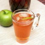 Рецепт холодного чая «Отборная свежесть»