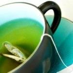 У зеленого чая должна быть мера