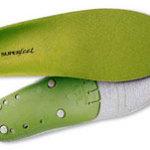 Стельки для обуви из зеленого чая