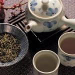 Зеленый чай поможет дышать