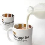В чем кофеина больше: в чае или кофе?