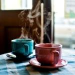 Серьёзный утренний стресс от чашечки кофе