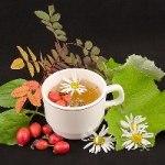 Травяной чай полезнее растворимого кофе