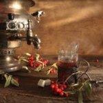 Чай из рябинки не хуже аскорбинки