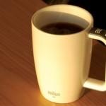 Кофейная кружка для слабовидящих