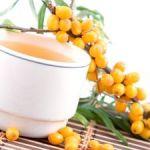Чай с облепихой укрепит иммунитет