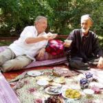 Чай сохраняет сознание старикам