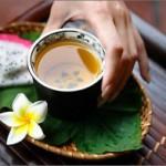Зеленый чай разрушает раковую молекулу
