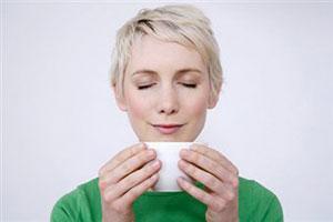 Женское сердце успокоится чаем