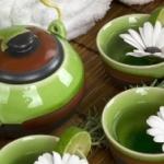 Чай снижает уровень холестерола