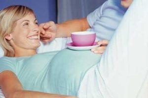 Можно ли пить кофе беременным?