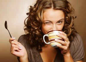 Кофе помогает похудеть