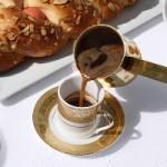Греческий кофе поддерживает сосуды