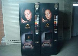 Налоговая инспекция Витебска обнаружила незаконные кофейные  автоматы