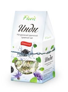 ТМ «Floris» выпустила  уникальный чай!