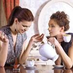 Зеленый чай помогает похудеть